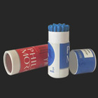2.2x2.2x48mm 2.4x2.4x55mm Tube Safety Matches From Anshan