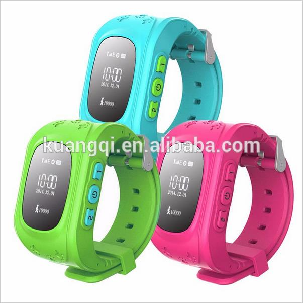 Brand new android sos smart watch 2015 children smart watch phone cheap tracker for kid child