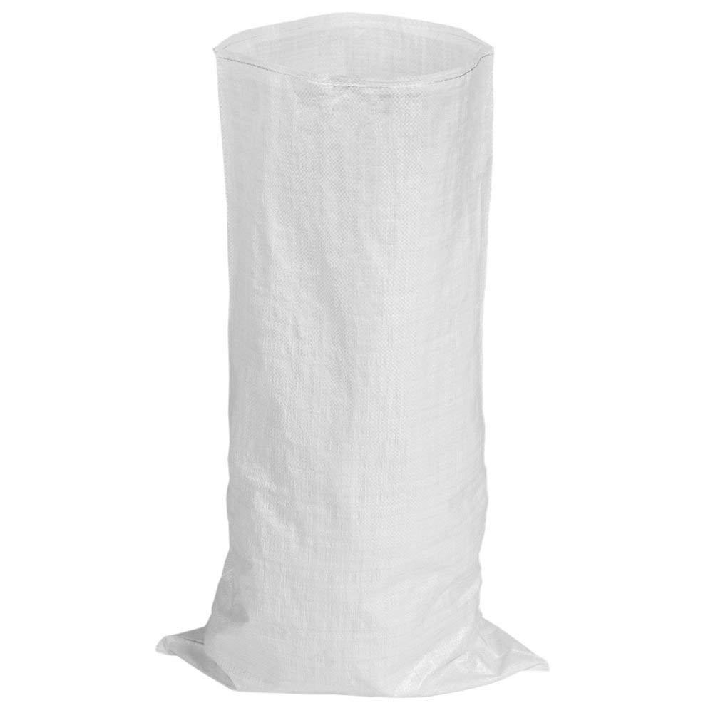 PP-woven bag 55x100cm 80L, 10pcs/pack