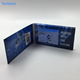 2018 Promotional advertising video brochure lcd video gift cards digital tft screen