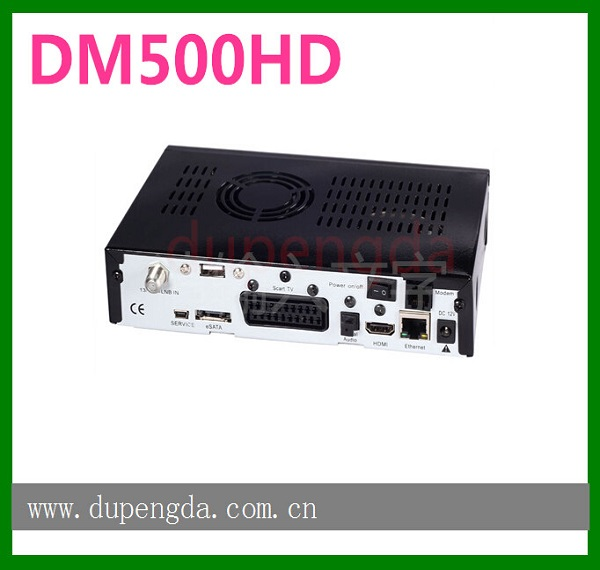 <strong>hd</strong> <strong>linux</strong> receiver DM500HD
