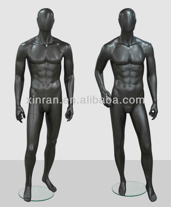 new FRP male mannequin