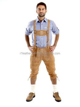 807bb2d5d8 Oktoberfest Bavarian Lederhose,Traditional Dress,German Lederhosen ...