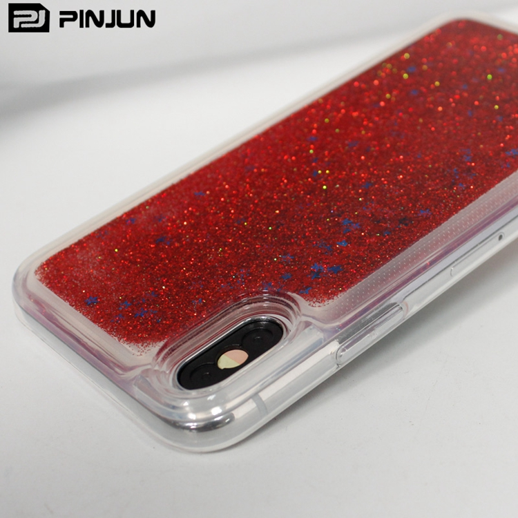 For Metropcs For Lg Aristo 2 Liquid Glitter Case Cover,Clear For Lg Tribute  Dynasty Dynamic Liquid Quicksand Case - Buy For Lg Aristo 2 Mobile Liquid