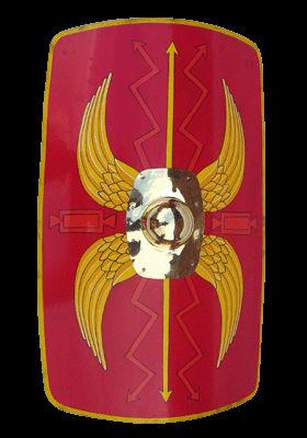 Koop laag geprijsde dutch set partijen groothandel dutch for Romeins schild