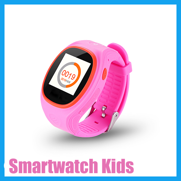 "High Quality 1.2"" inch 240*240 pixel colorful screen Smartwatch kids With SIM"