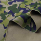 Supplier 100% polyester camouflage printed fabric with different fabric style