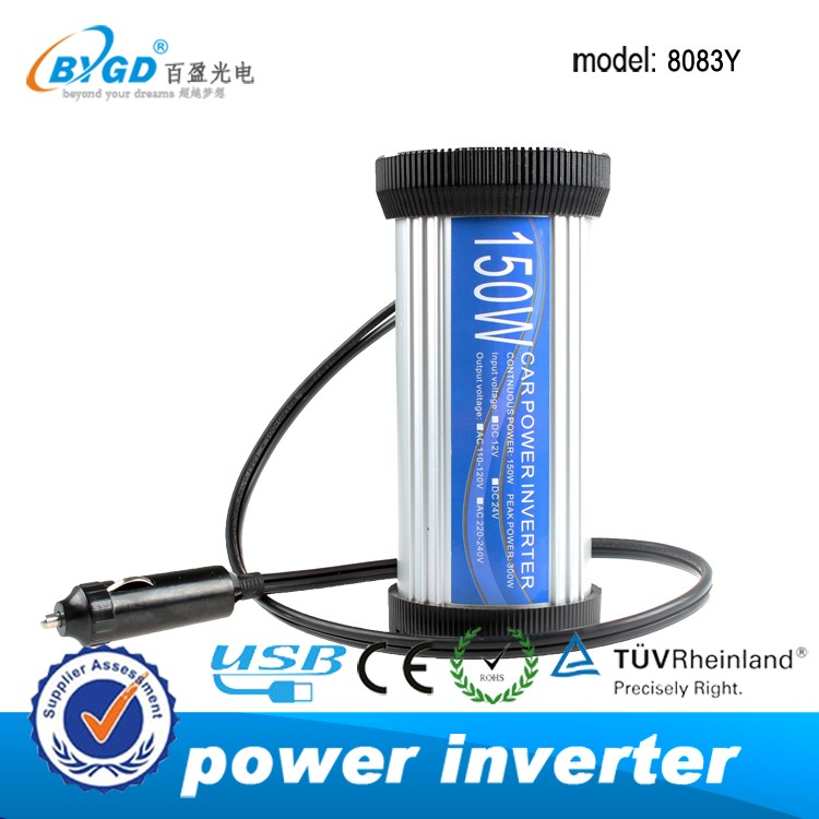 ce rohs modified sine wave power inverter for car