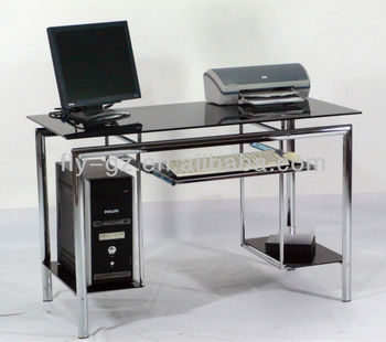 Popular Glass High Quality puter Desk For Sale Buy