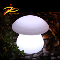 Custom battery operated table lamps projector LED bedroom night light lamp