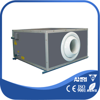 Cooling and heating HVAC system AHU