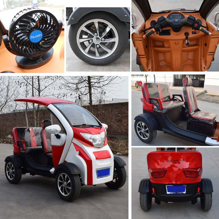 2017 New high quality 2 seats automobile mini moke for sale