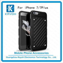 [kayoh]Shockproof Armor Card TPU PC Hard personalised phone cases Phone Cover For Apple iPhone 7, For Apple iPhone 7