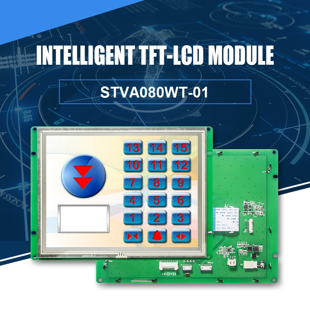 LCD Embedded Controller discount 1