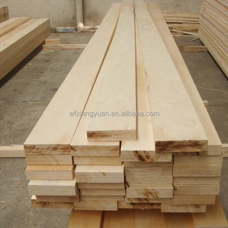 poplar lvl/waterproof WBP glue construction LVL scaffolding/LVL laminated scaffold plank