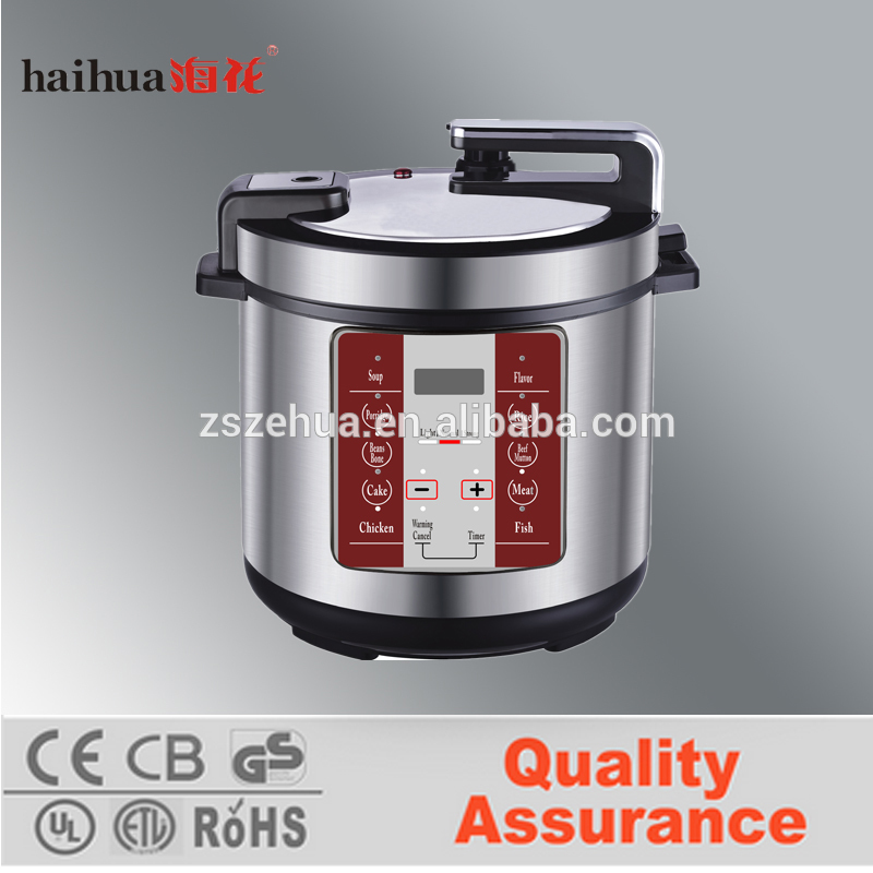 Hot new producappliances baby food copper pressure cooker