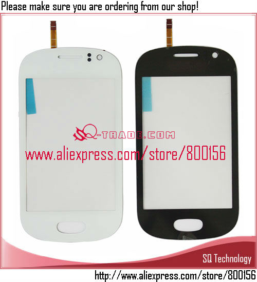 Smart Phone Touch Screen for Samsung S6810, For Samsung s6812 Touch Glass