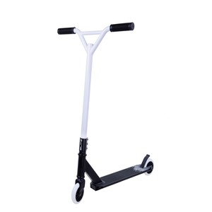 Reasonable Price Cheap Pro Scooter Black White Adults Kick Tricks Aluminum Scooter