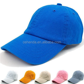 Customised Classical Design Six Panels baseball cap wholesale