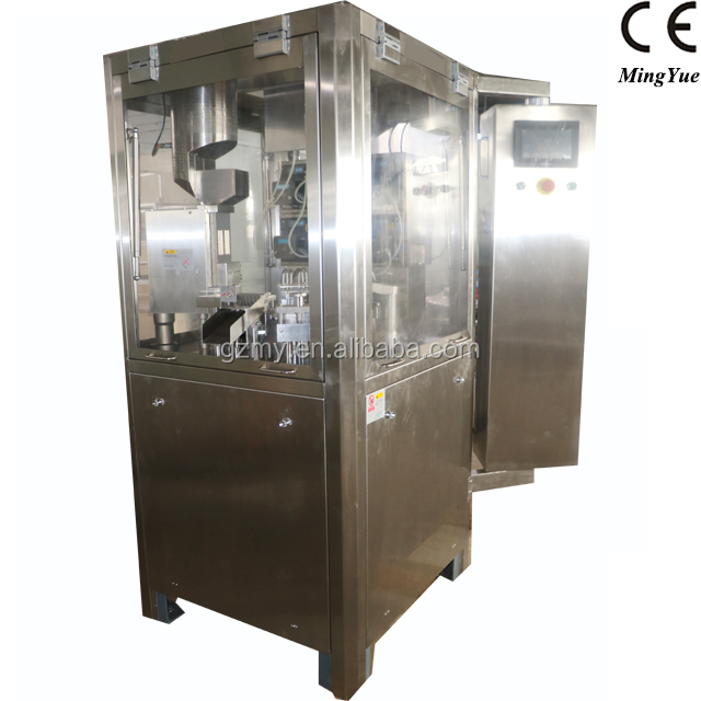 Fully automatic hard capsule filling machine for liquid