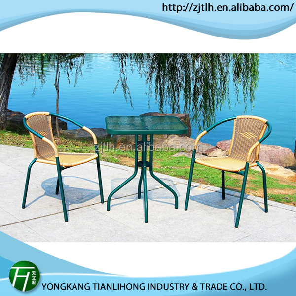 best price Dining Table Wicker Patio Furniture