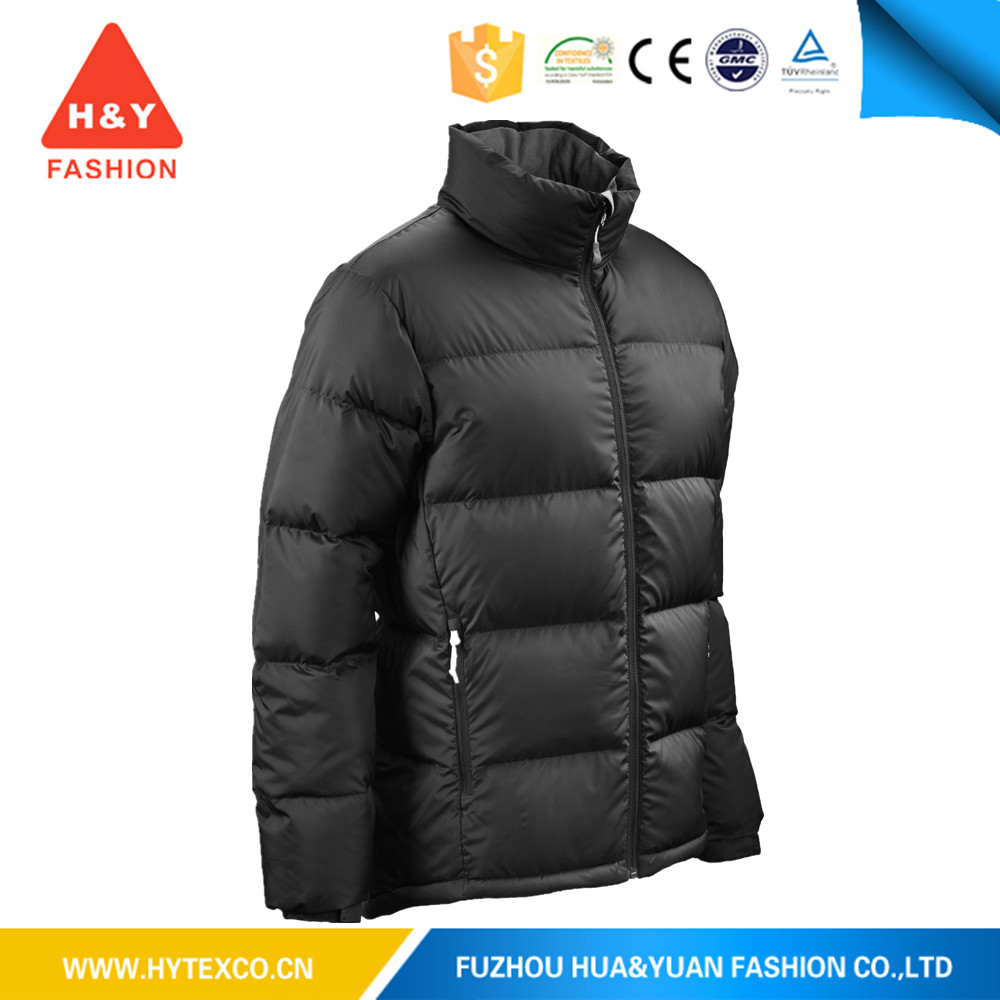 Outdoor Men Goose Down Jacket for the Winter