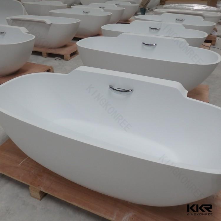Acrylic Fiberglass Tub/feet Tub/fm Radio Massage Bathtub - Buy ...