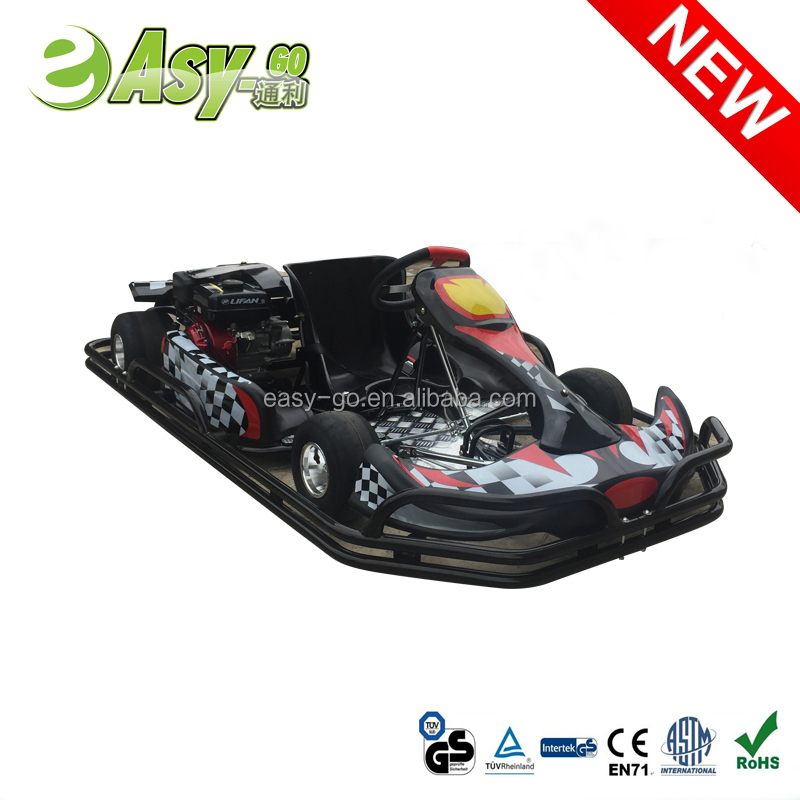 RACING adult pedal buggy With new sticker hot on sale