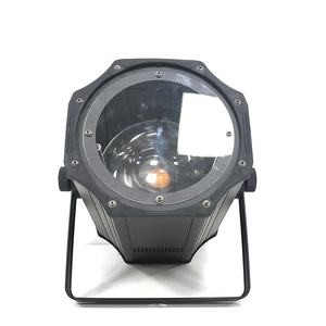 2018 new product 200w Cob Par Light with zoom for stage
