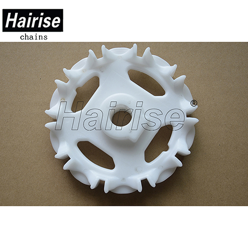 Hairise 20% cost saving plastic nylon sprockets <strong>gears</strong> wheel