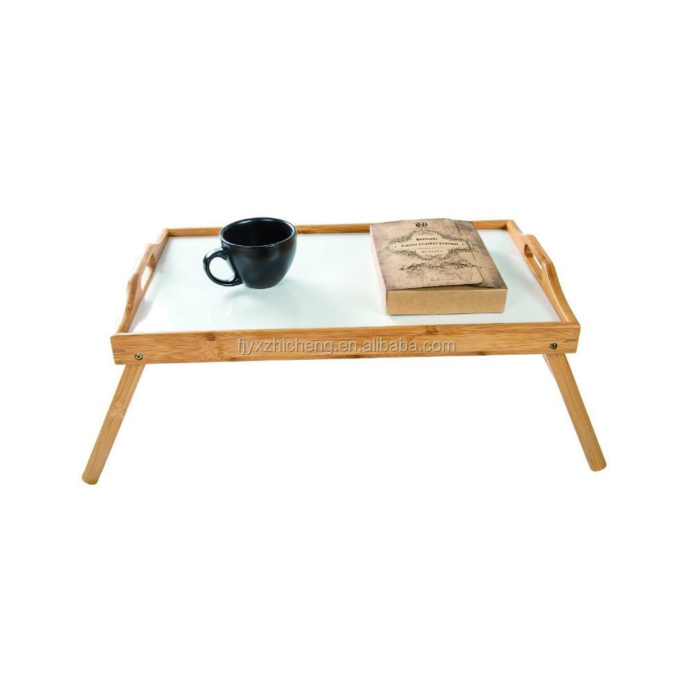 Wholesale Bamboo Lap Tray Laptop Desk Kids Floor Table W