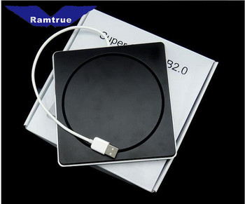 External USB Blu-ray DVD Burner/ DVD RW for Laptop