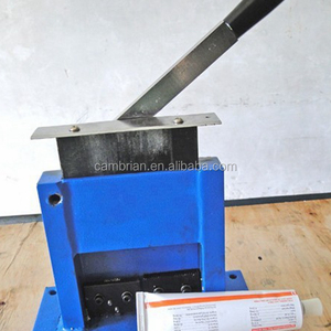 Professional manual aluminum tube sealer with simple operation