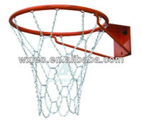 Steel Basketball Net / Heavy-Duty Steel Chain net