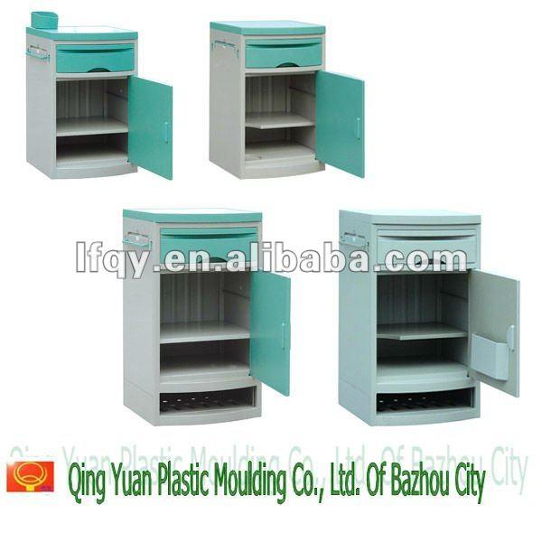 Abs Hospital Bedside Cabinet,Medical Bedside Locker - Buy Bedside ...
