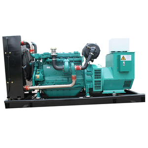 China famous brand diesel power generator set 300kw diesel generator with Weichai engine
