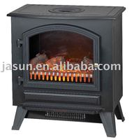 CE Approved Wood Mantel European Room Decorative Electric Fireplace Fireplace