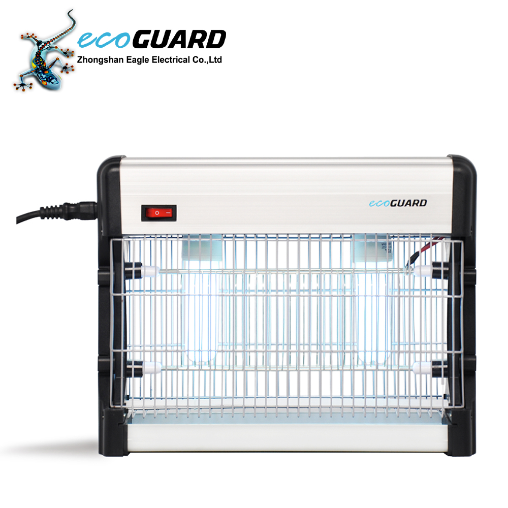 High Efficiency 365nm UV Energy Saving Lamp Electric Commercial Insect Killer for Pest Control Machine Model EGO-02-2X13W