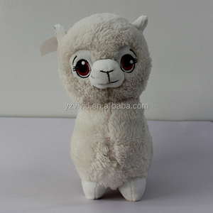 2018 Hot-selling Small And Cute Elf Alpaca Plush Toy