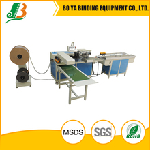 BY-520A Wholesale Hot Sale Double Loop Wire Binding Machine