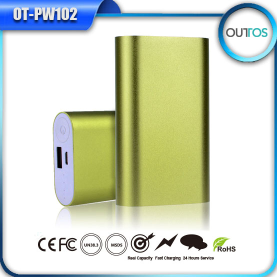 Best Sale universal portable power bank 4400mah for xiao mi power bank