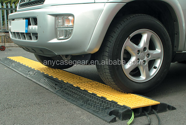 High Quality Best Price Rumble Strip/rubber Ramps For Cars/cable ...