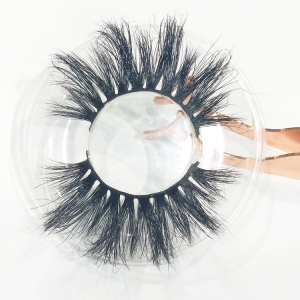 Wholesale top seller 25mm lashes charming eyelashes cheap 5d mink lashes 3d mink eyelashes