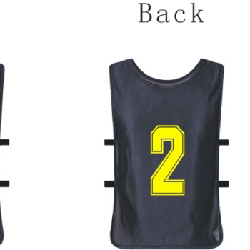 32f702158 Wholesale customized soccer football training chest jerseys bibs youth  scrimmage vest