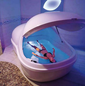 sensory deprivation tank SPA capsule floating caninet water bed float pod water massage bed prices hydro massage bed