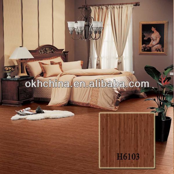 Wood Grain Rustic Floor Tile/Porcelain floor tile