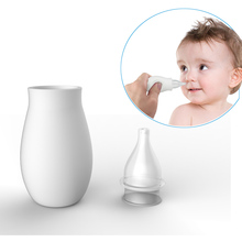 New Design 100% FDA Baby Nasal Aspirator For Musus Clean