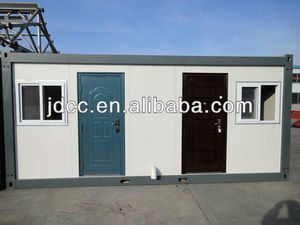 ISO9001:2008 Certified Modular Container House