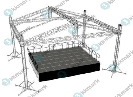 Space Frame Truss Space Truss System Aluminum Space Roof