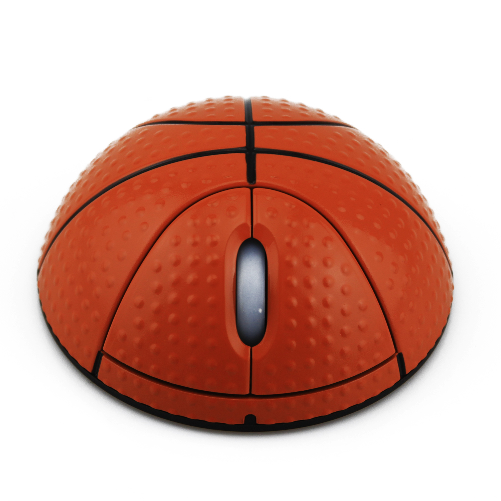 Funny Basketball shape troubleshoot finger wireless mouse2.4g